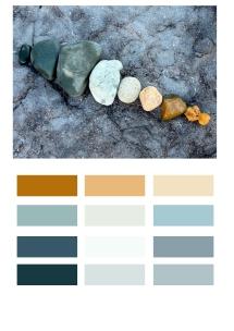 colour palette gold